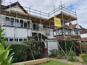 Scaffolding Services in your local area